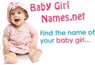 logo English girl names
